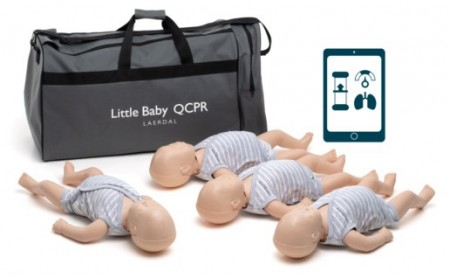 Little Baby QCPR - 4 pakning